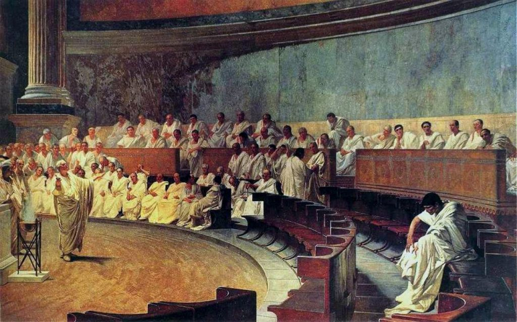 Senatus populusque Romanus – Senate of the Republic