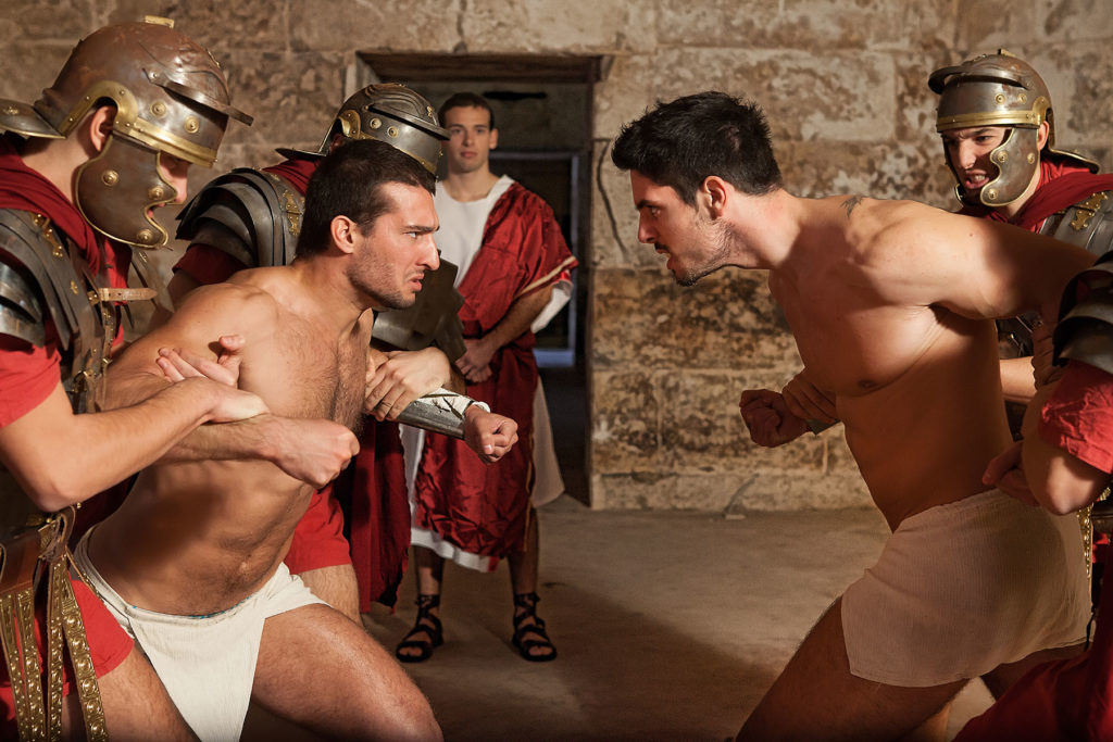 Roman Gladiators reenactment gallery